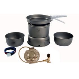 Trangia 27-1 UL ALU HA Storm Cooker Ultralight Aluminum with Gas Burner